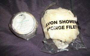 Planet Spa Perfectly Purifying W/Dead Sea Minerals Bath Salts With Shower Pouf