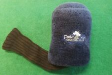 Feather Sound Country Club 5 Wood Headcover Clearwater Florida / jkhc1044