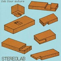 Stereolab - Fab Four Suture [CD]