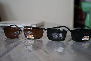 Polarisiert Sonnenbrille Fahrbrille Radbrille Sportbrille Brille Aviator 2020