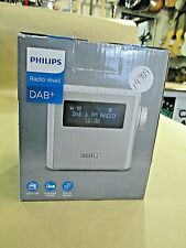 PHILIPS AJB4300W DAB+ DIGITAL RADIO ALARM CLOCK/FM RADIO ~ BRAND NEW SEALED BOX