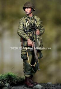 ALPINE MINIATURES 35275 , US 101st Airborne Officer, SCALE 1:35
