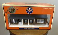 LIONEL 6-34109 LIONELVILLE ESTATE HOUSE DETAILED AND LIGHTED NEW In Box