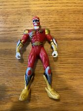 Power Rangers Wild Force Red Savage Cycle Ranger 2001