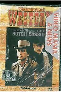 DVD I CAPOLAVORI DEL WESTERN DE AGOSTINI:BUTCH CASSIDY