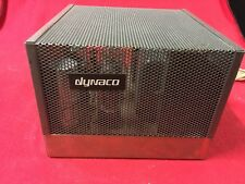 Single Dynaco MK III MK 3 KT88/6550 GZ34 mono block Amp with Tung-Sol 6550 Tubes