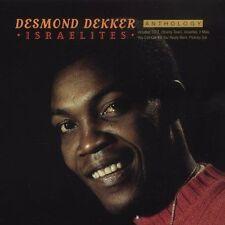 DESMOND DEKKER & ISRAELITES Anthology ( CD Dual Disc, DVD Audio Side Two )