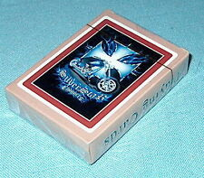 Factory Sealed! SILVER STAR CHOPPERS Playing Cards motorcycle Souvenir Deck