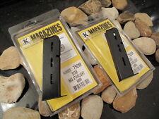 2-Pack Star BKS STARLIGHT 9mm Triple K 8 Shot Magazine Pistols 9mm Mag Mags