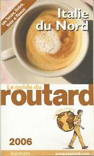 ITALIE DU NORD ROUTARD 2006 + PARIS POSTER GUIDE