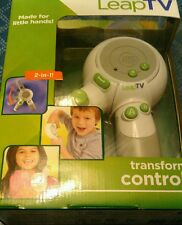 New LeapFrog LeapTV Transforming wireless Controller toy White frog easy grip