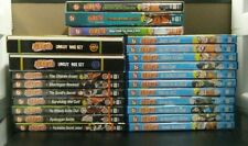 Naruto   Episodes 1 - 96  + 3 Naruto Movies     (DVD)     LIKE NEW