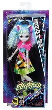 Monster High ELECTRIFIED Silvi Timberwolf Doll - BRAND NEW