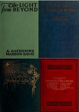300 RARE BOOKS ON SPIRITS, MEDIUM, SÉANCES, COMMUNICATION WITH THE DEAD ON DVD