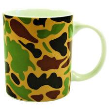 Camouflage Contemporary Mugs