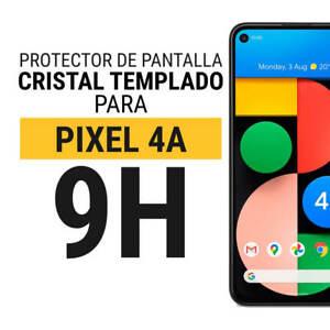 Sentete® Google Pixel 4a Protector de Pantalla Cristal Templado PREMIUM