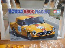 Modelkit Tamiya Honda S800 Racing on 1:24 in Box