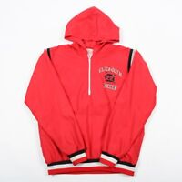 90s Vintage CHAMPION Hooded Anorak Jacket   Mens M   Smock Cagoule 1/4 1/2