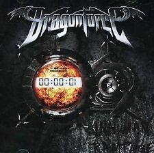 Dragonforce Inhuman Rampage 2006 Noise Records Enhanced CD Power Metal