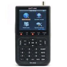 SATLINK WS-6908 DVB-S FTA Digital Satellite Finder Satellite TV Receiver QPSK