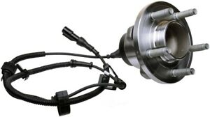 Wheel Bearing and Hub Assembly-Base Front SKF BR930506