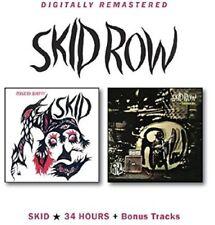 Skid Row - Skid / 34 Hours [New CD] UK - Import