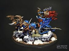 Lylyth 3, Reckoning of Everblight legion warmachine ** COMMISSION ** painting