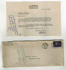 1932 WORCESTER COUNTY MASSACHUSETTS American Legion DOCUMENTS Constitution LAWS