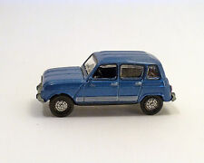 Renault 4, blu, NOREV,1:87