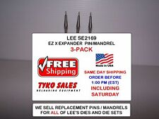 Lee Se2169-3 * Easy X Expander * 308 Win and Other 30 Cal Lee Die Sets * 3-Pk