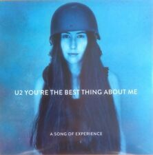 "U2 ""You're The Best Thing About Me"" Rare 1 Track Org Version Brand New Cd Promo"