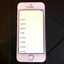 Apple iPhone SE - 16GB Rose Gold (Unlocked) Smartphone - Good Condition/Grade B