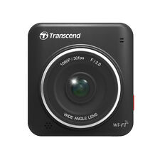 "Transcend 16GB DrivePro DP200 Built-In Wi-Fi 2.4"" LCD Car Video Recorder Camera"