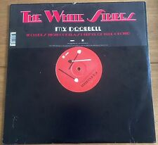 "White Stripes - My Doorbell 12"" Promo Vinyl"