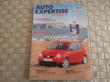 REVUE TECHNIQUE CARROSERIE VOLKSWAGEN LUPO ESSENCE DIESEL