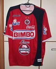 TIBURONES ROJOS DE VERACRUZ 2004-2005 HOME FOOTBALL SHIRT JERSEY CAMISETA MAGLIA