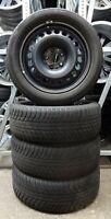 4 Mercedes-Benz Winterräder 205/55 R17 M+S DOT18 B-Klasse W247 A W177 RDKS TOP