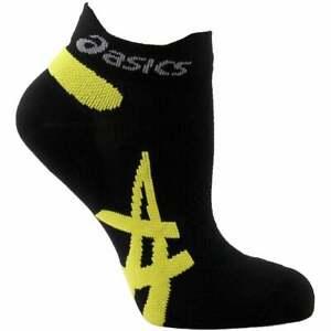 ASICS Speed Low Cut Socks Mens Running Socks   Performance  - Black
