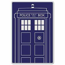 DOCTOR WHO TARDIS SOFT FLEECE BLANKET KIDS BLUE