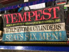 OEM Pontiac Tempest Showroom Banner