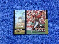 Joe Montana 1995 Upper Deck SP Holoview #1 Kansas City Chiefs