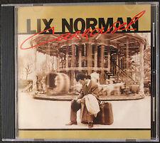 """LIX NORMAN """"CARROUSEL""""  CD"""