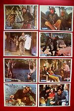 OPEN SEASON 1974 PETER FONDA WILLIAM HOLDEN P. COLLINSON UNIQUE EXYU LOBBY CARDS