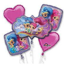 Shimmer And Shine Anagram Balloon Bouquet Birthday Party Decorations