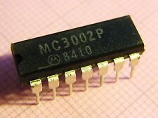 5x mc3002p QUAD 2-input nor gate, Motorola
