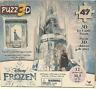 New Disney Frozen 3D Elsa Hologram Ice Castle Puzzle 47 Pieces 12 in Tall