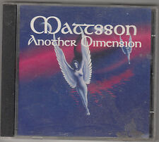 MATTSSON - another dimension CD