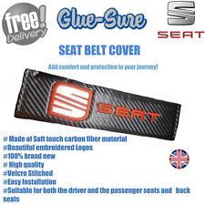 Seat Car Seat Belt Safety Shoulder Strap Cover Carbon Pad