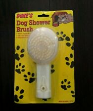 Dukes dog shower brush WATER HOSE ADAPTABLE 1 PIECE