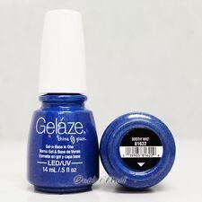 Gelaze China Glaze LED UV Nail Gel Color Polish 0.5 oz - Dorothy Who? 81622